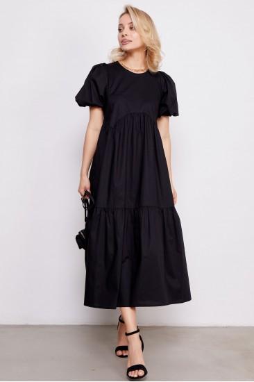Платье Carla, черный