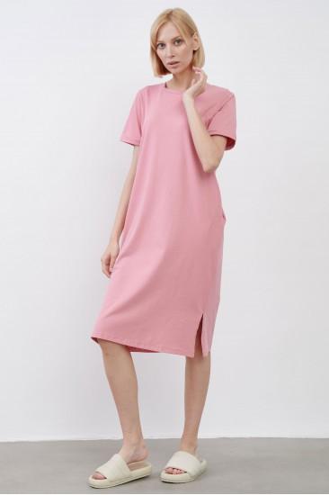 Платье JUL розовое