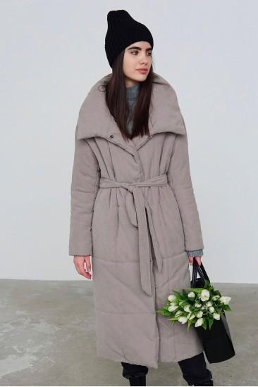 Пальто весеннее Nancy беж