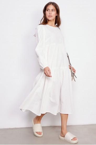 Платье Felice белое