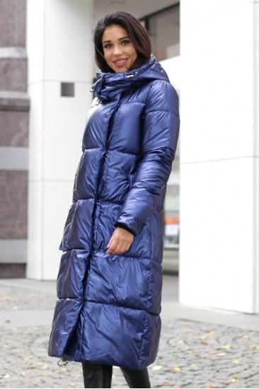 Зимнее пальто Неон