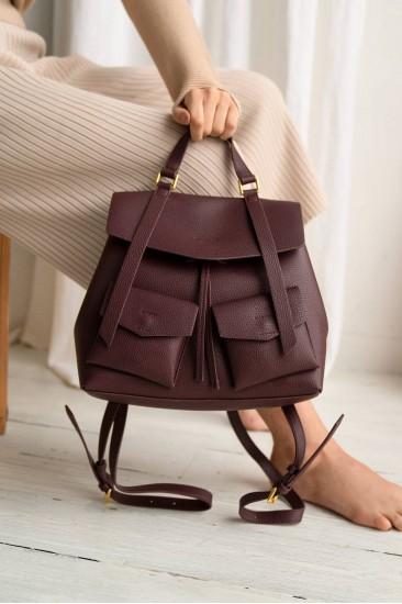 Рюкзак-сумка Roxy бордовый