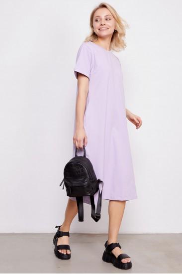 Платье JUL фиолетовое