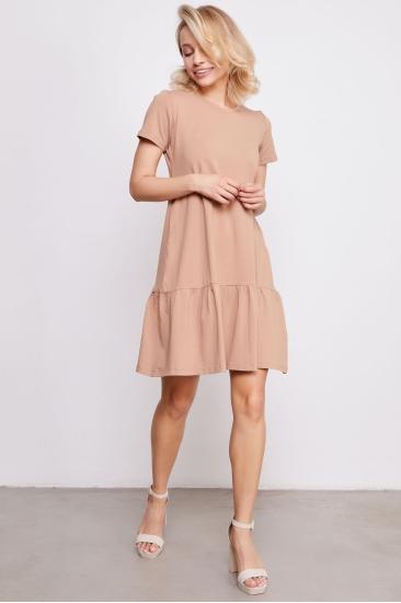 Платье Dalia карамель
