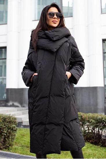 Пуховик одеяло Mork Anhanma 2020 черный