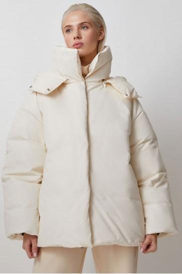 Куртка без прострочки Sheryl, молочный
