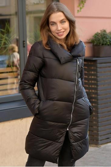 Женская зимняя куртка Laplin черная