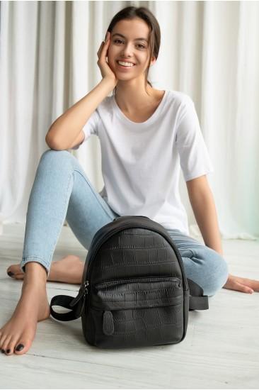 Ультра-мини рюкзак Mili черный