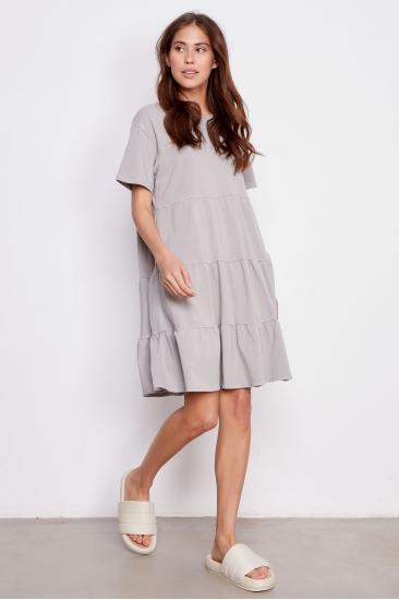 Платье Elma серое