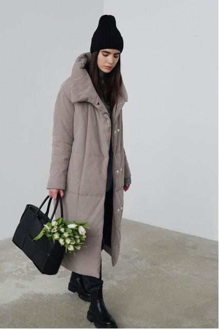Пальто Nancy весеннее беж