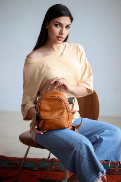 Ультра-мини рюкзак карамель Mili