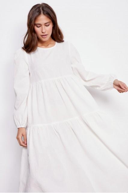Платье белое Felice