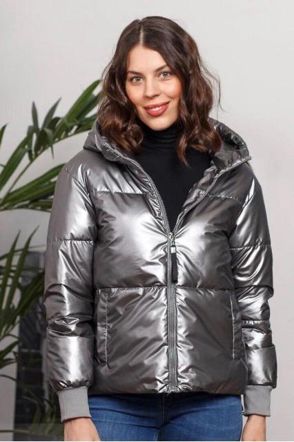 Damgarder Куртка глянцевая серая