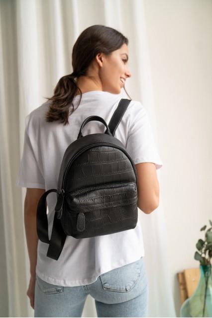 Ультра-мини рюкзак черный Mili