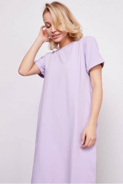 Платье фиолетовое JUL