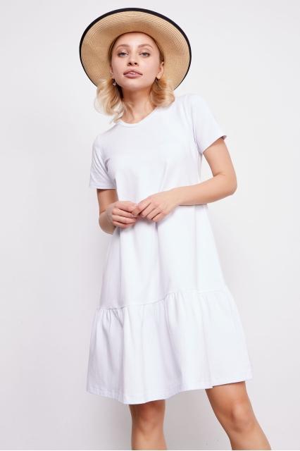 Платье белое Dalia