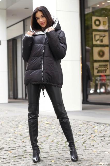 Куртка двухсторонняя зимняя