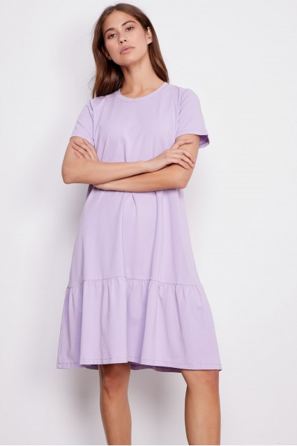 Платье сиреневое Dalia