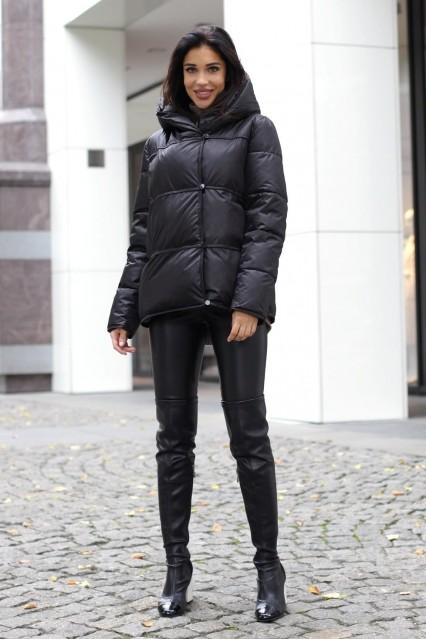 Куртка трансформер цвет черный