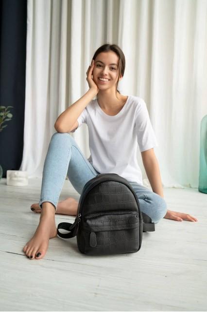 Mili Мини рюкзак черный