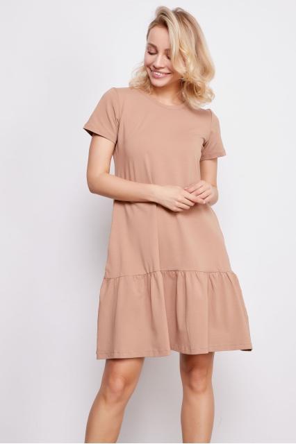 Платье карамель Dalia