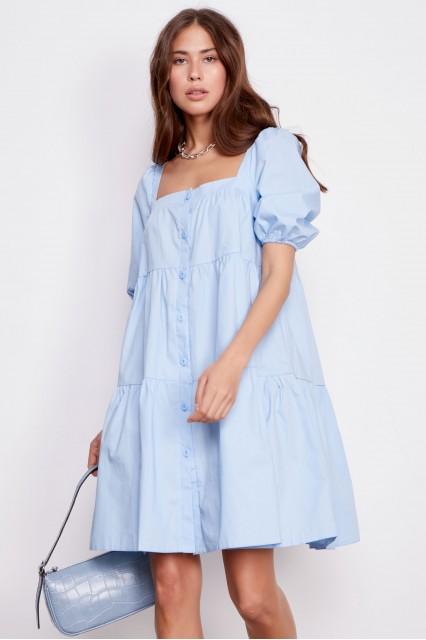 Платье голубое Simba