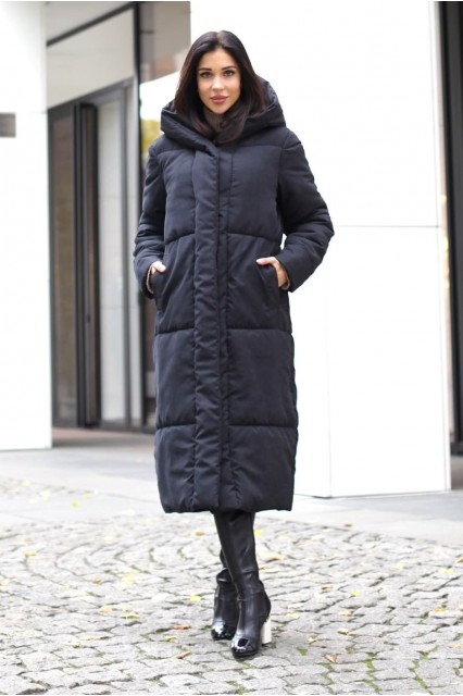 Пальто зимнее модель Лайна