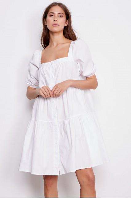 Simba платье белое