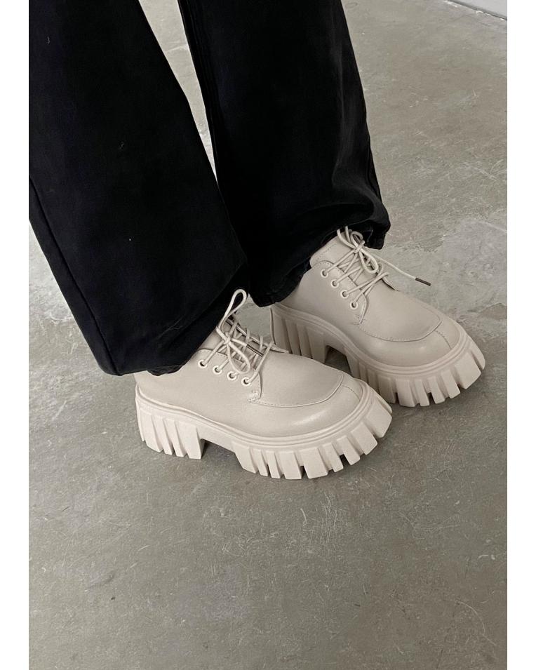 Jennifer ботинки  натуральная кожа