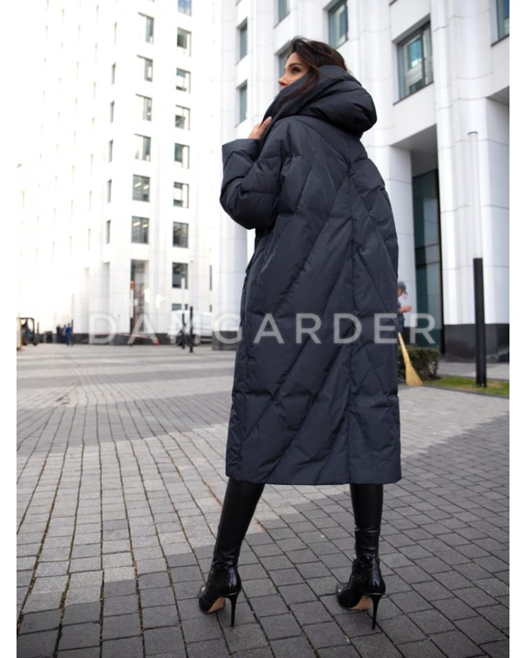 Mork Anhanma серый пуховик одеяло
