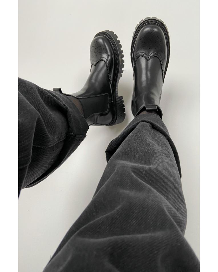 Ботинки Gabriella, натуральная кожа