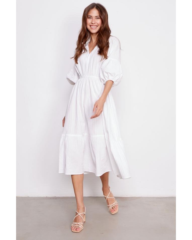 Платье Ornella, белый