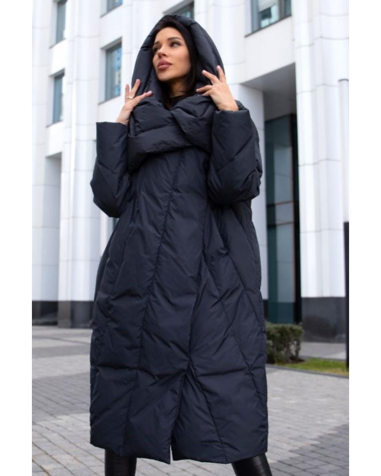 Пуховик одеяло Mork Anhanma 2020 серый