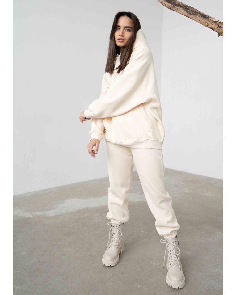 Молочный костюм Damgarder  на флисе
