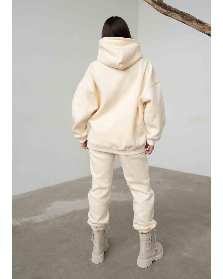 Молочный костюм на флисе Damgarder